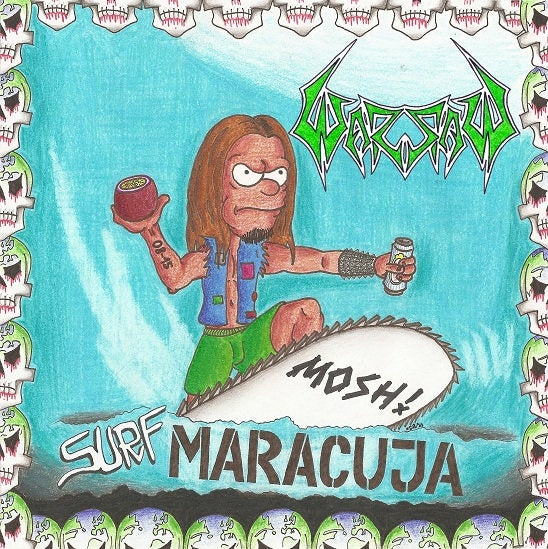 Image of Warsaw - Surf Maracuja CD