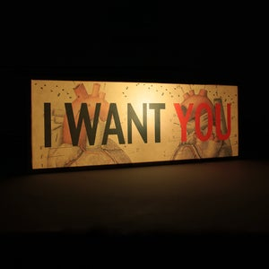 Image of I want You