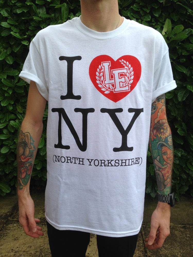 Image of I LOVE NORTH YORKSHIRE