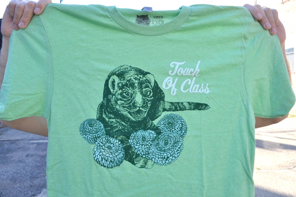 """Touch of Class"" T-Shirts"