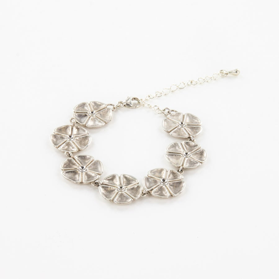 Image of Bracelet Garden Party - Collection Mariage