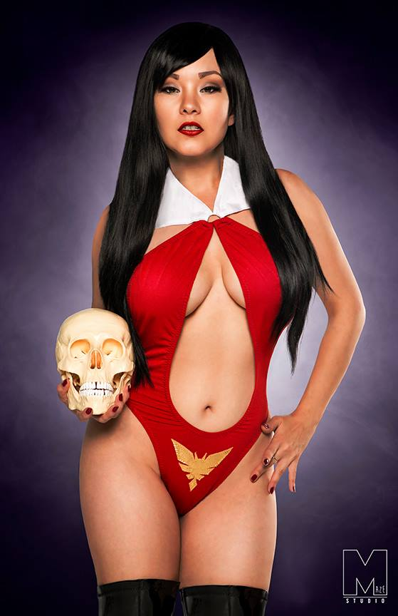 Image of Vampirella