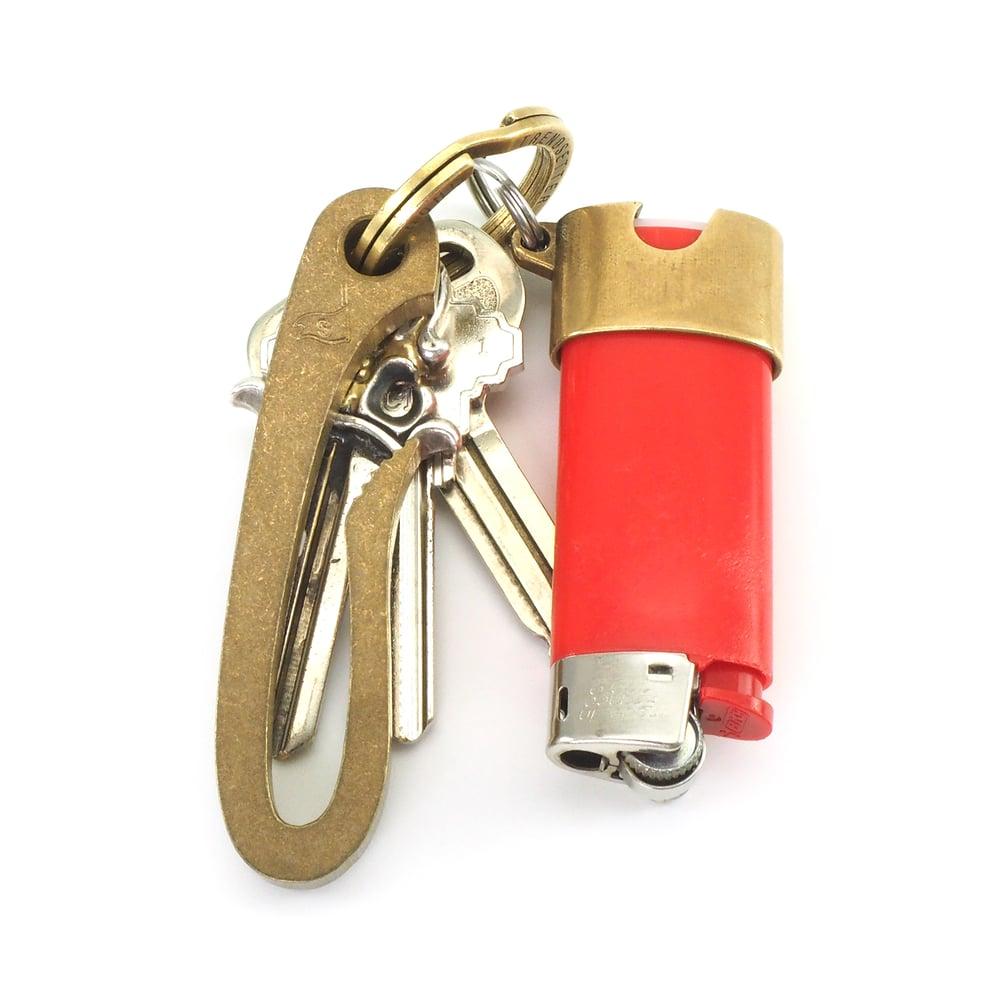 Image of Scout Hook™ Keychain Bottle Opener (Wabi-Sabi)