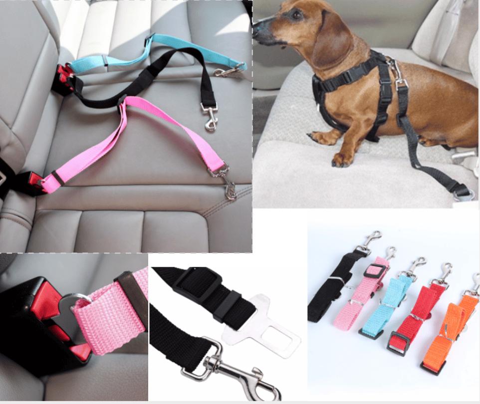 Dog Seat Belt Harness >> Dog Safety Seat Belt Harness Playful Paws Shop
