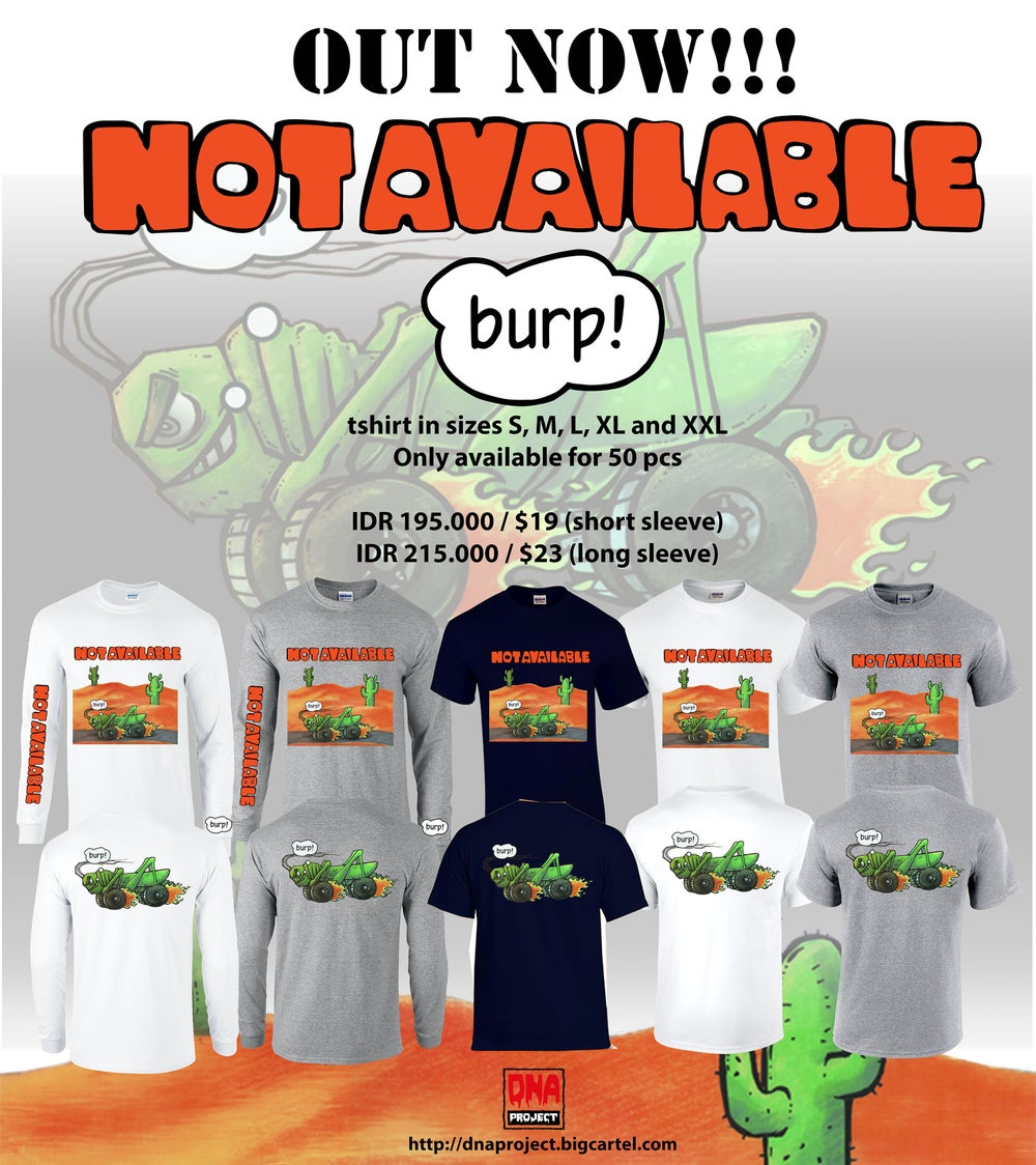 Image of Not Available - Burp