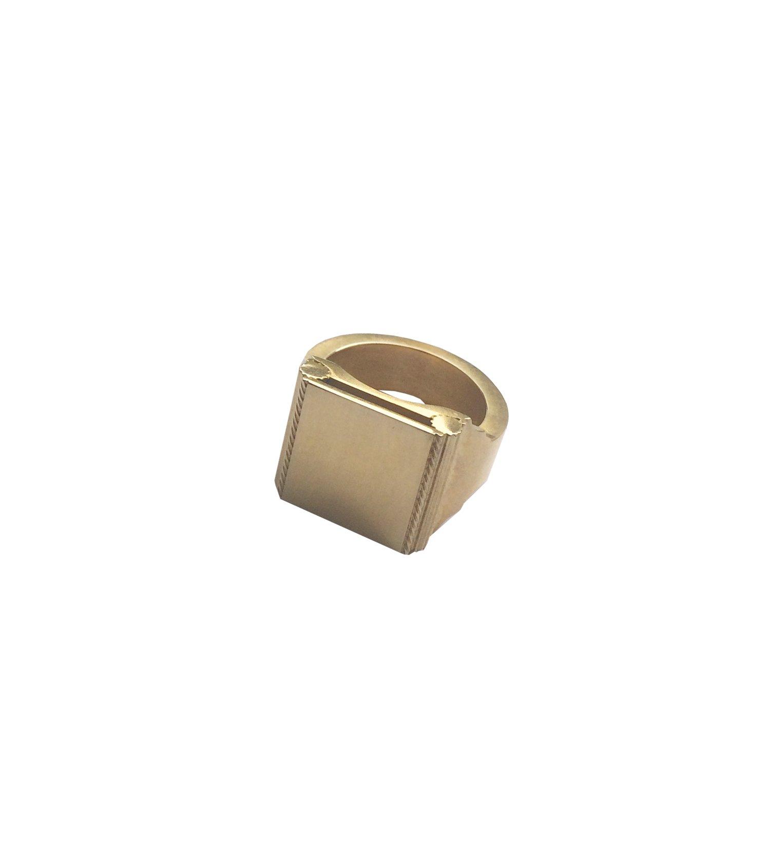 Image of Decor Signet ring