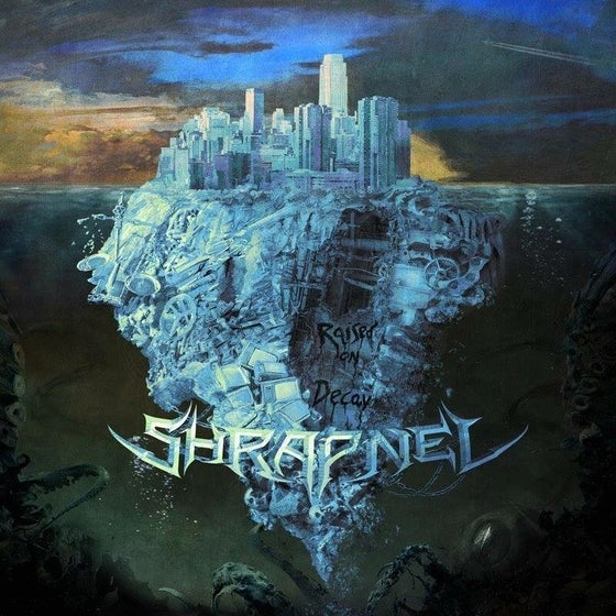Image of Shrapnel - Raised on decay