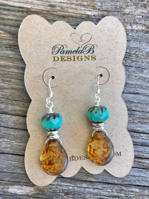 Southwest Sunrise Earrings
