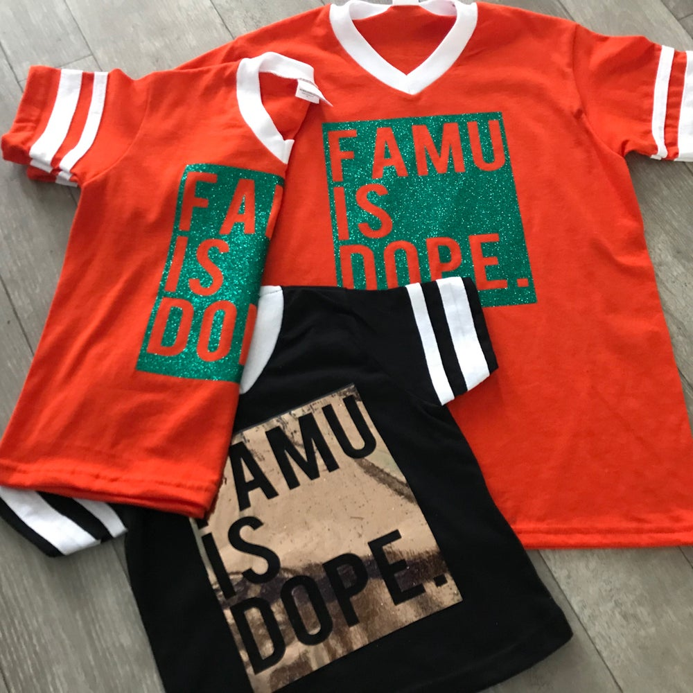 Image of FAMU DOPE KIDS