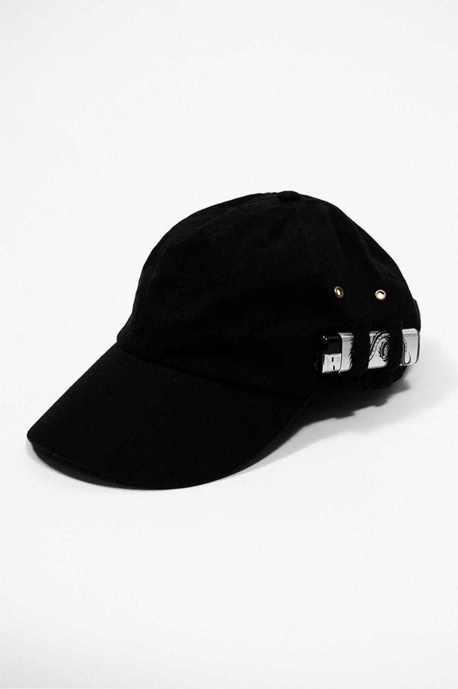 Image of Fire Cap (black)