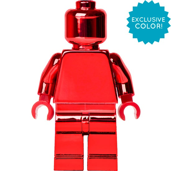Image of CHROME RED MONOFIG