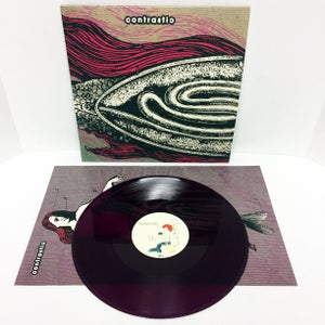 Image of Contrastic - Contrastic LP Reissue