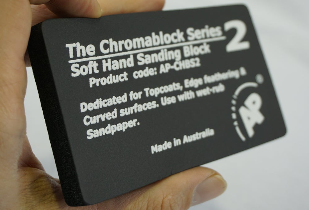 Image of The Chromablock Series2