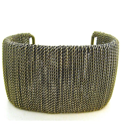 Image of Wrapped Chain Cuff (More Colors)