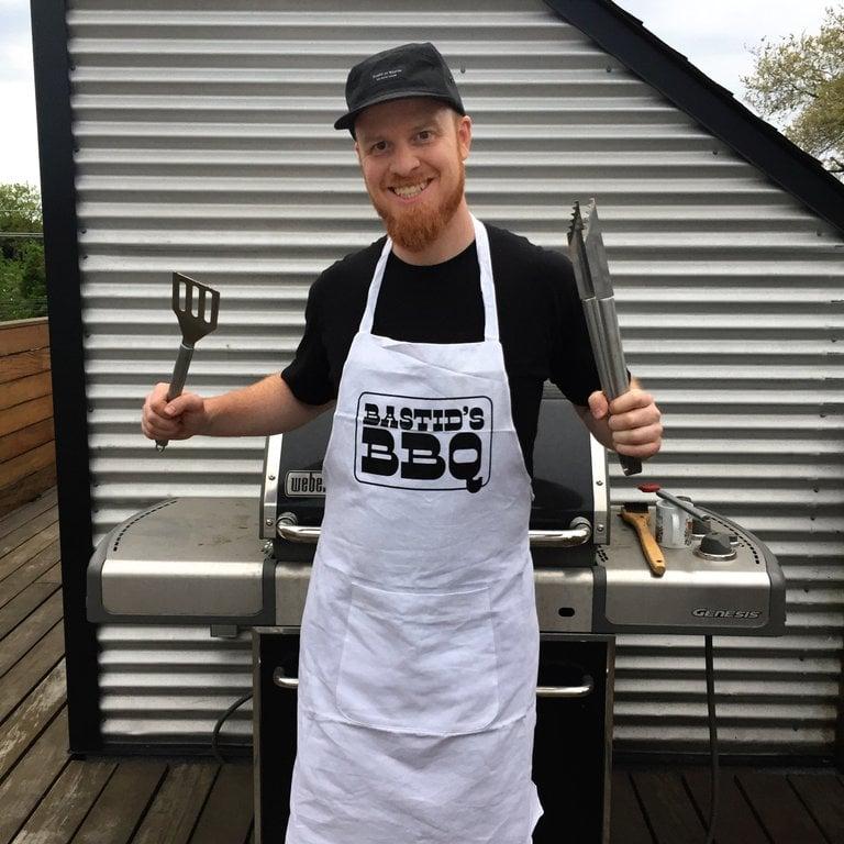 Image of 2016 Edition Bastid's BBQ Apron