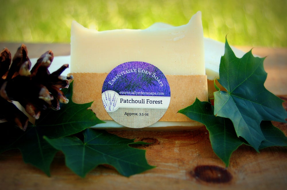 Image of Patchouli Forest Soap