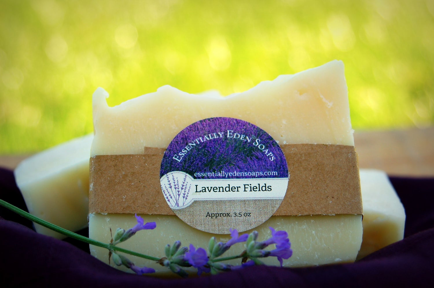 Image of Lavender Fields Soap