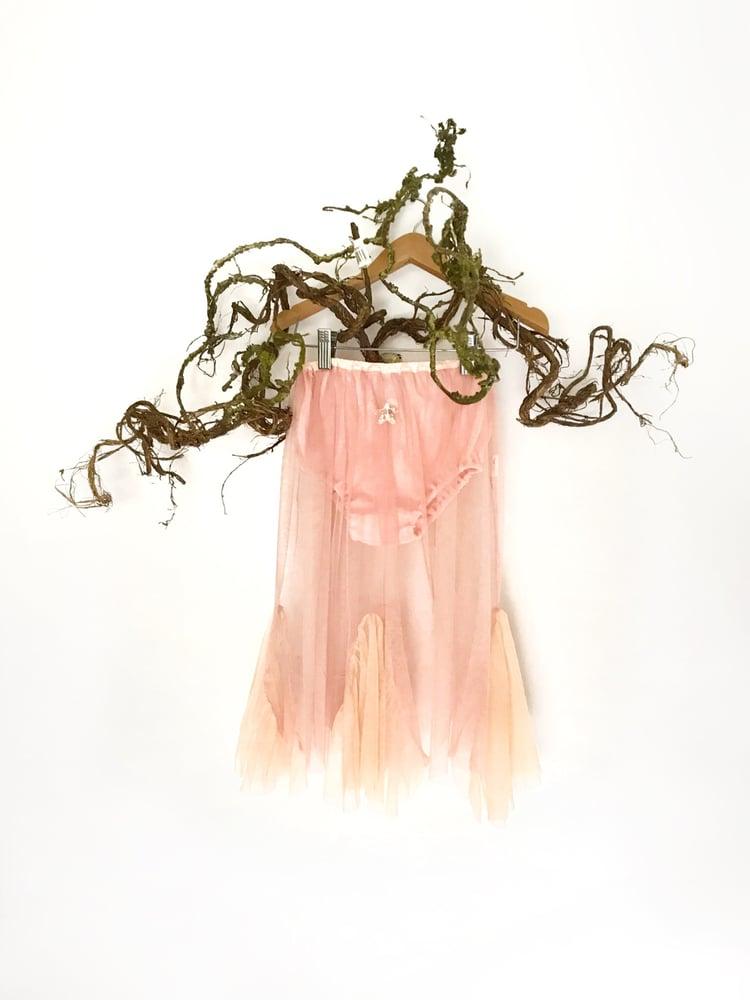 Image of mermaid tail maxi tutu   rose