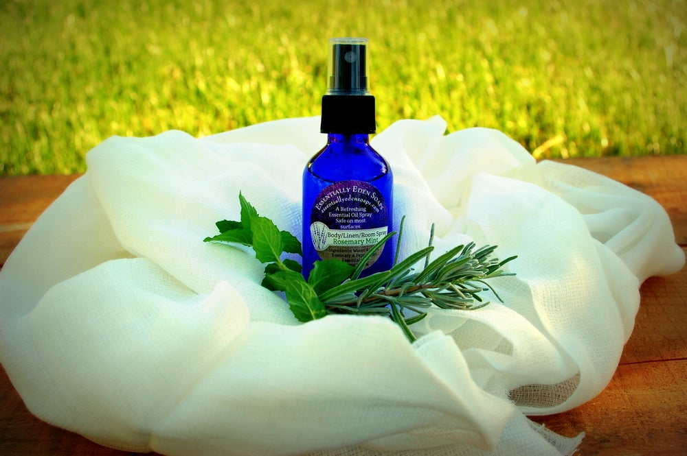 Image of Rosemary Mint Body/Linen/Room Spray