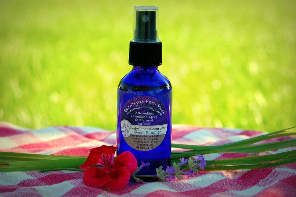 Image of Sweet Summer Body/Linen/Room Spray