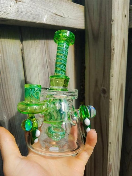 Image of Crippy Fully Worked Fab Beaker