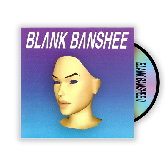 Image of Blank Banshee 0 CD