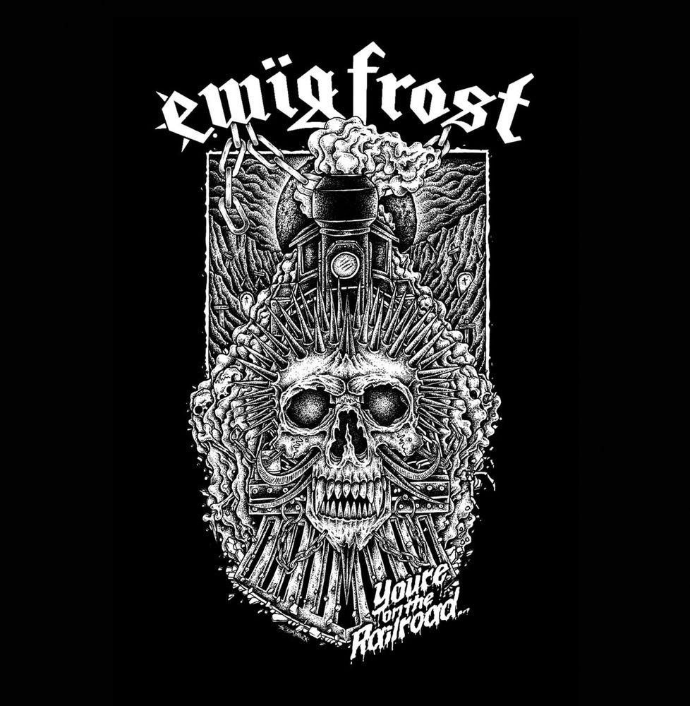 """Image of Ewig Frost - The Railroad To Hell 7"""""""