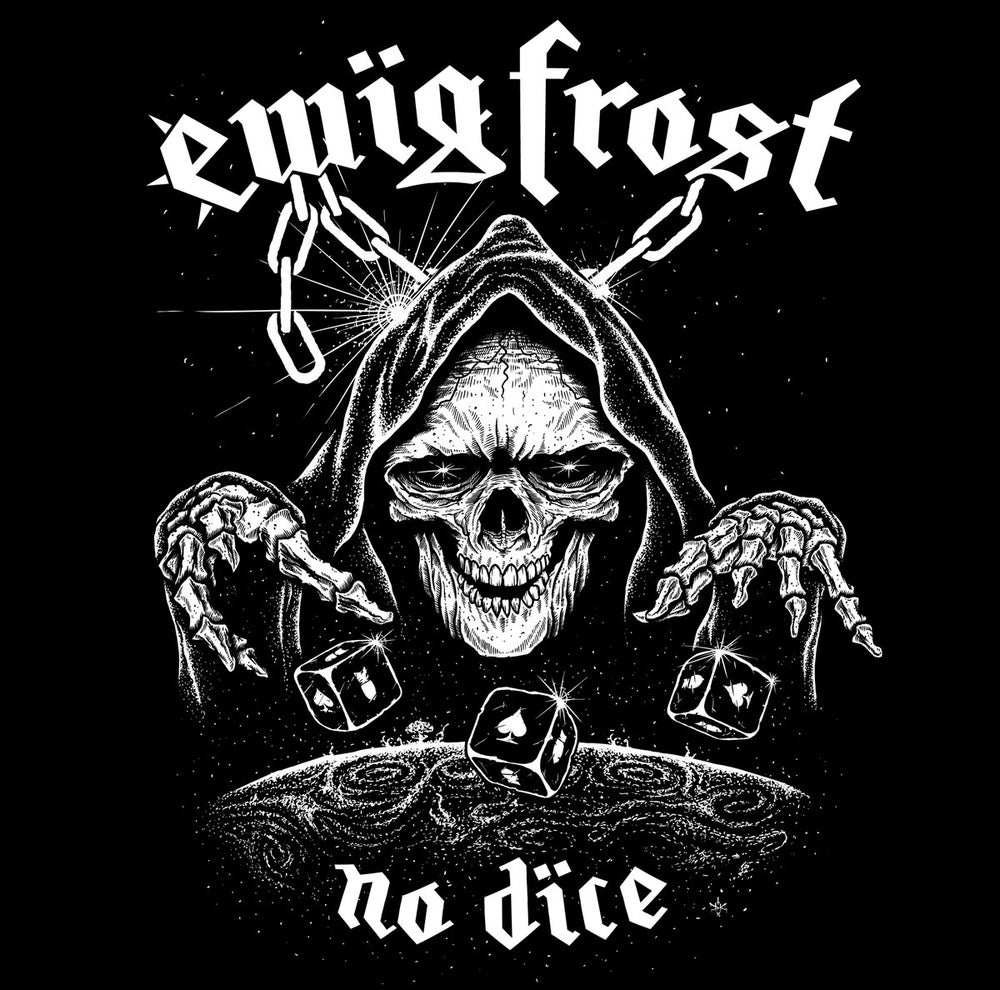 Image of Ewig Frost - No Dïce LP