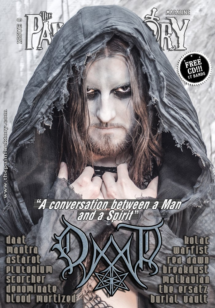 Image of THE PAIN FUCKTORY Magazine - Issue N°9