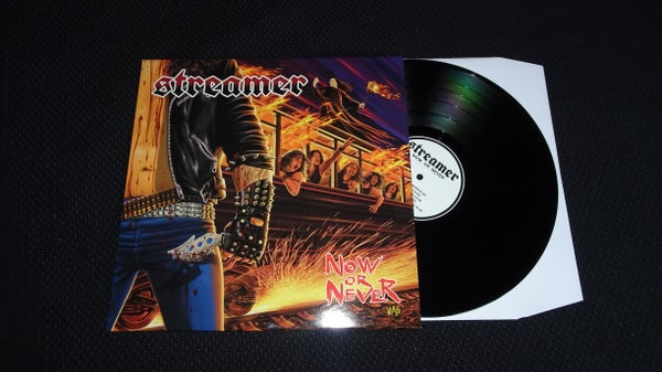 Image of STREAMER-NOW ON NEVER (VINYL)