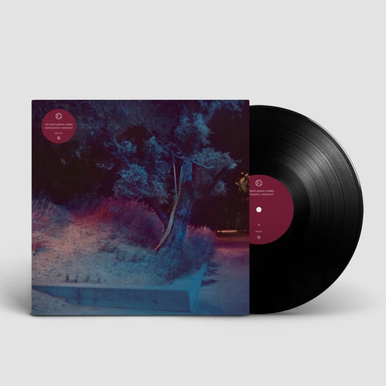 Image of THE GENTLEMAN LOSERS - 'PERMANENTLY MIDNIGHT' VINYL