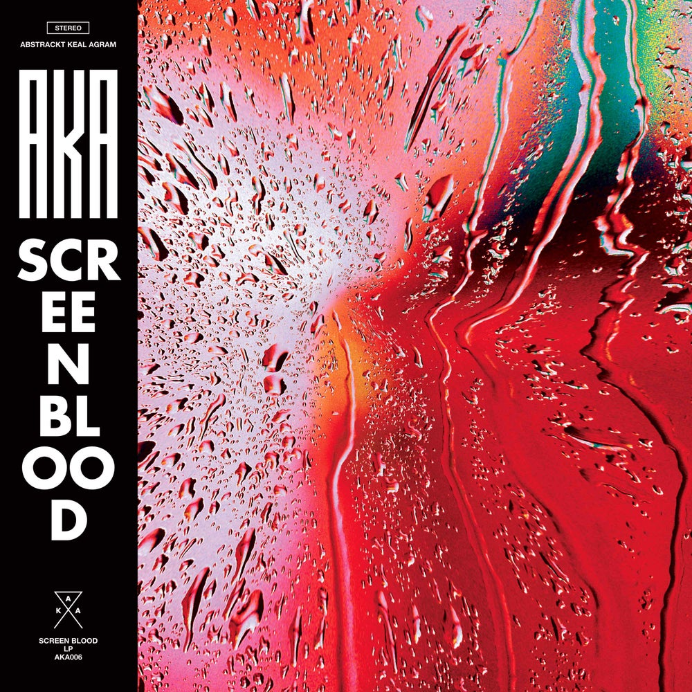 Image of ALBUM - SCREEN BLOOD - VINYLE