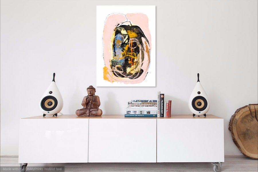 Image of And the beat goes on Limited Edition Giclée print