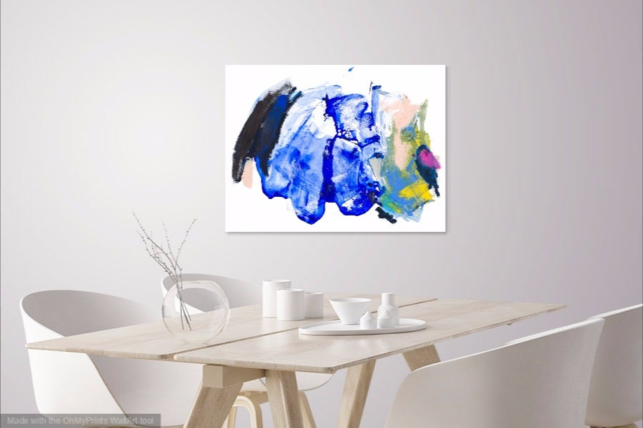 Image of Spring no.1 Limited Edition Giclée Print