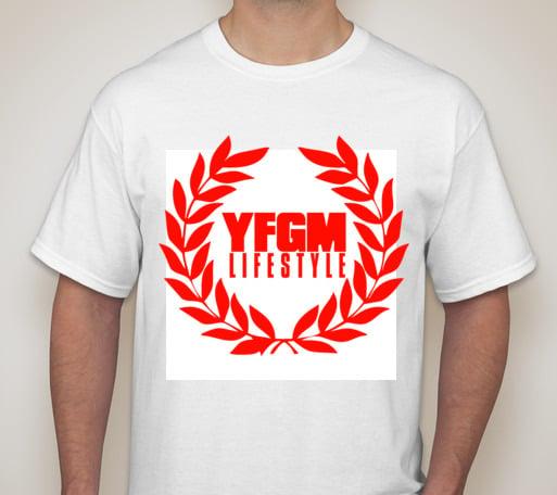 Image of OG YFGM Lifestyle Shirt