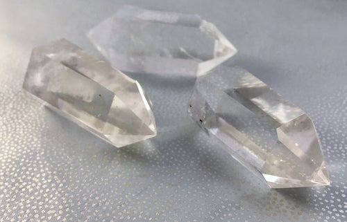 Image of Clear Quartz Polished Double Point