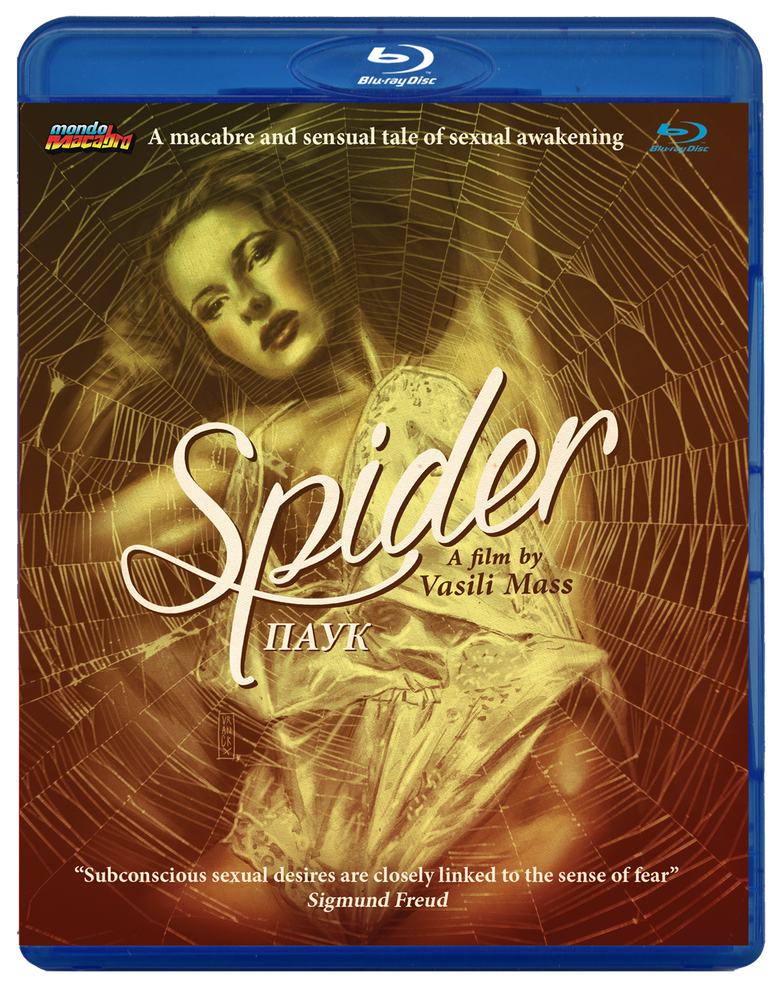 Image of SPIDER - retail edition