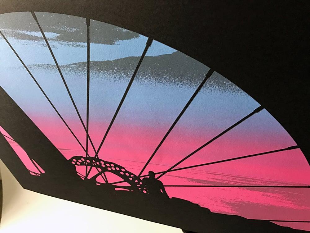 Sky Has Spoken Art Print