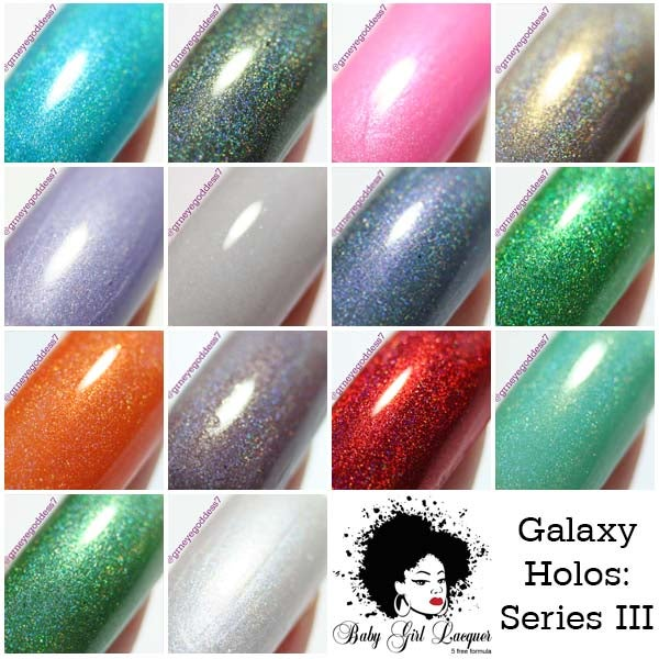 Image of Galaxy Collection: Series III (2014-16)