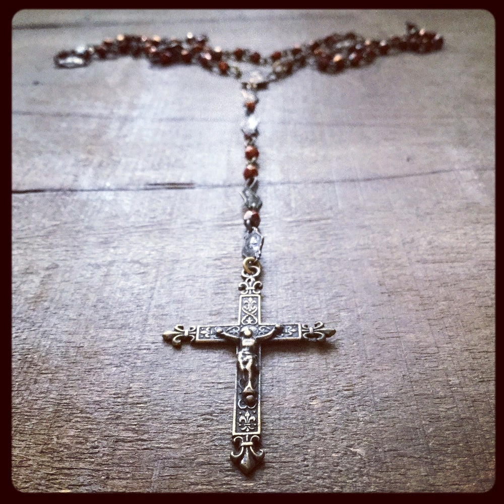 Image of ST. JOAN OF ARC ROSARY
