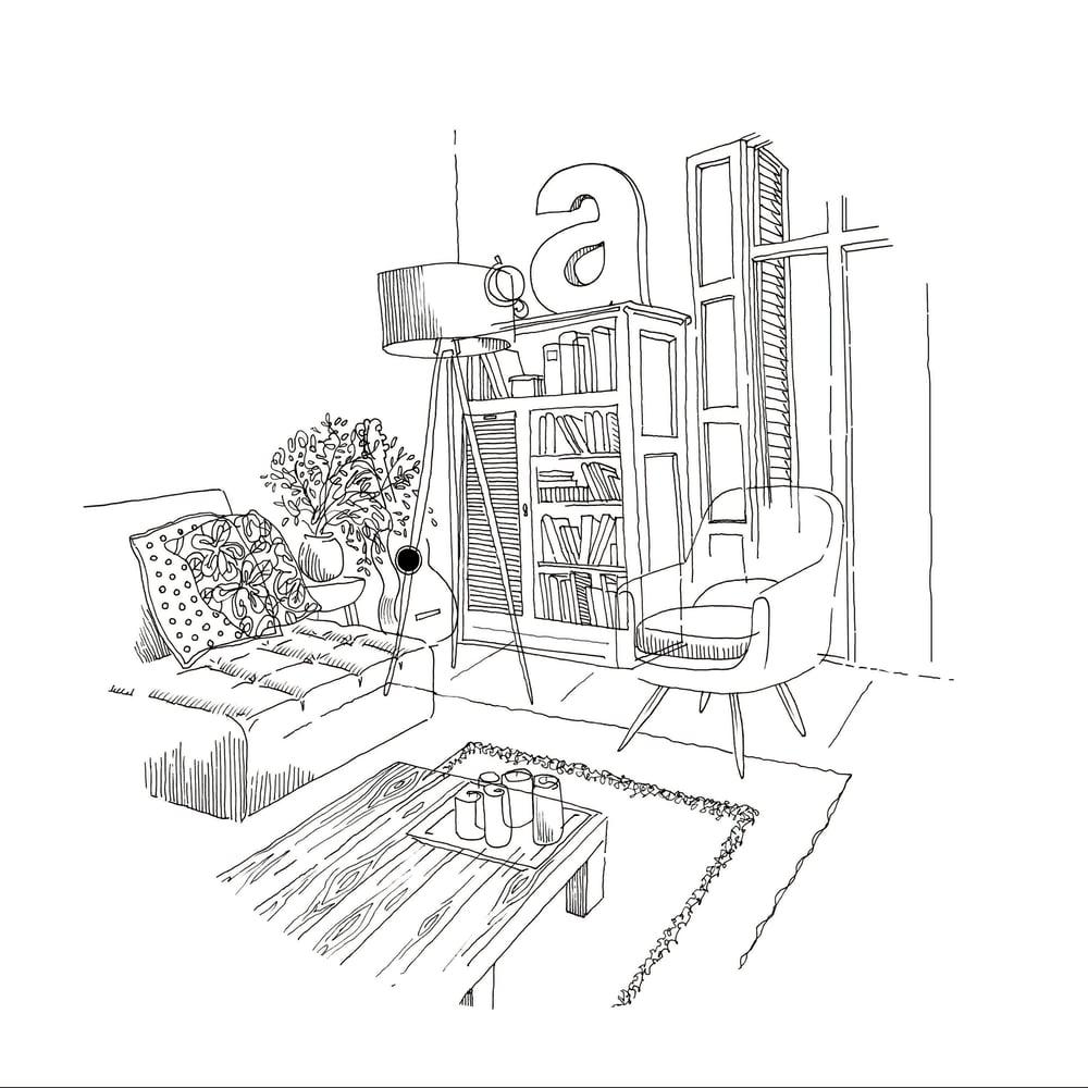 Image of El estudio de Joana