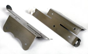 Image of Deardorff V8 8X10 top corner brackets
