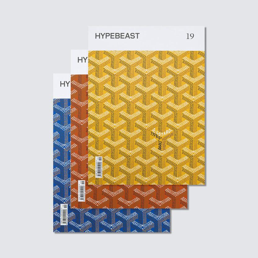 Image of HYPEBEAST 19 FULL SET
