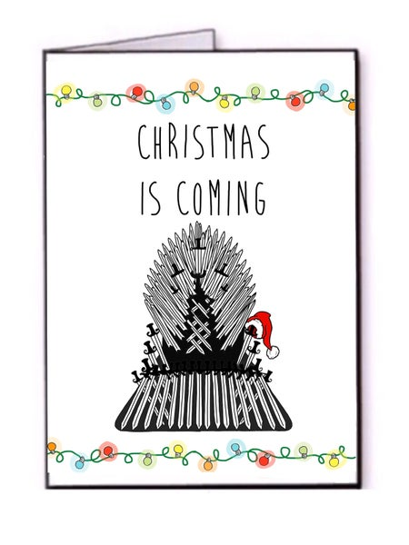 Image of Christmas is coming