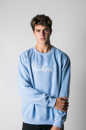 Image of HOWLAND BLUE SWEATER