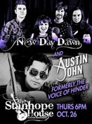 Image of Ticket for NEW DAY DAWN and AUSTIN WINKLER/HINDER