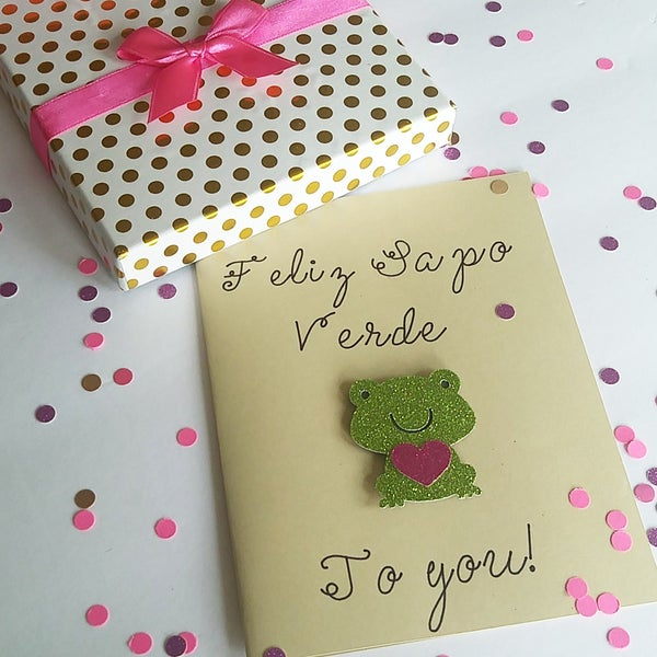 Image of Cutest! Spanish Greeting Cards- 4 designs available