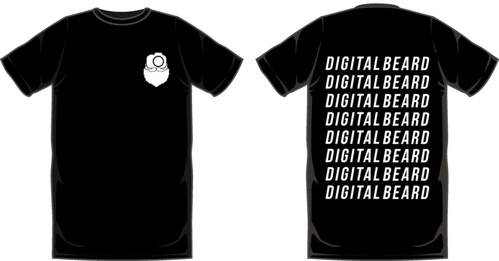"Image of Digital Beard ""Stack"" Shirt"