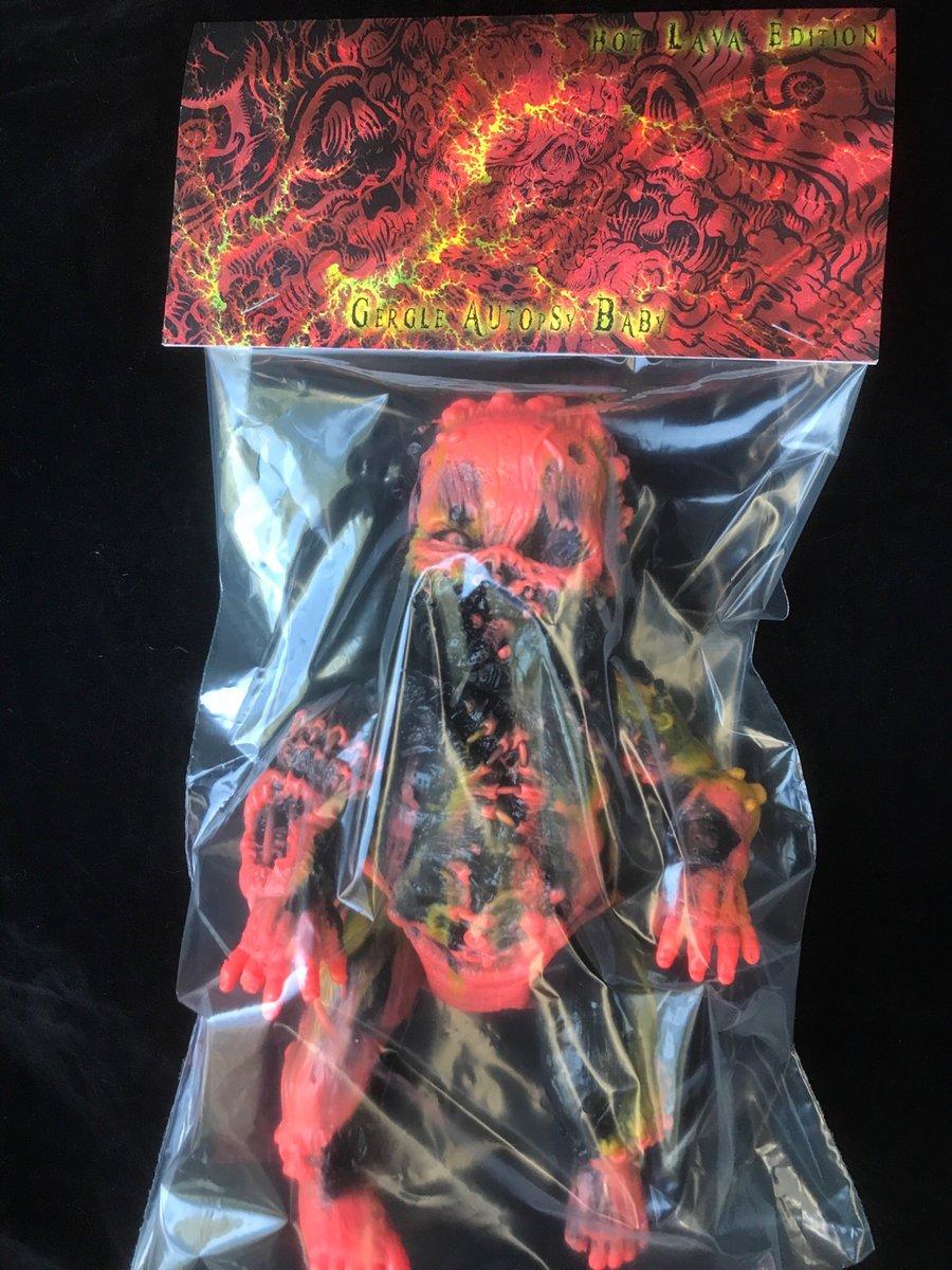 Image of Hot Lava Edition Gergle