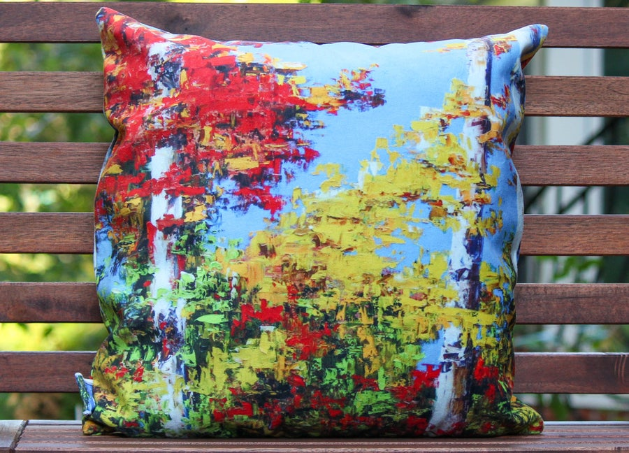 Image of - Happy Pillow -
